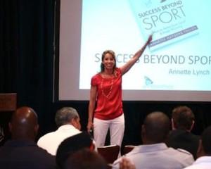 Annette Lynch Athlete Transition Specialist